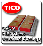 TICO CV/CA High Stress Bearings