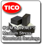 TICO CV/M Medium Stress Bearings