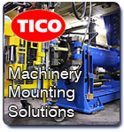 TICO Machinery Mounting Solutions