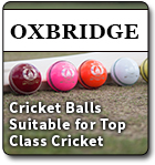 Oxbridge Cricket Balls