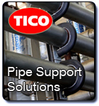 TICO Pipe Support Solutions