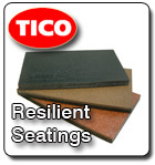TICO Resilient Seatings