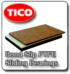 TICO Bond Slip Bearings